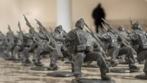 Una brigada de 'milicianos' de Robert Capa protagoniza una exposición en el IVAM que busca rescatar la memoria de pequeñas historias de la Guerra Civil