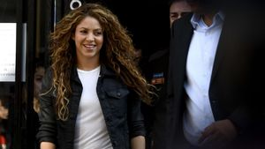 Shakira, en Madrid, en marzo de 2019.
