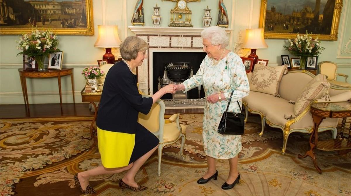Jornada de relleu a Downing Street, en directe