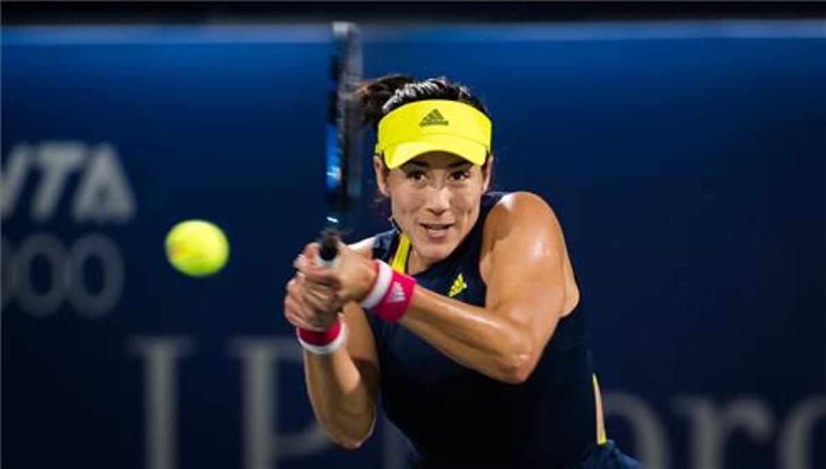 Muguruza cau a la primera a Roland Garros