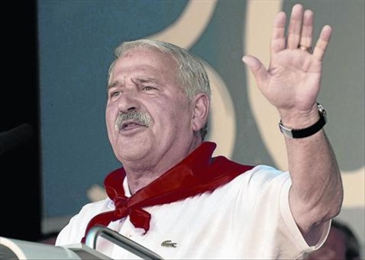 José Ángel Fernández Villa, un sindicalista con dinero negro.