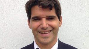 Imagen de Ignacio Echeverría, el joven fallecido en los atentados de Londres.