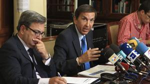 Manuel Moix diu que no dimitirà, tot i posseir el 25% d'una empresa 'offshore' a Panamà.