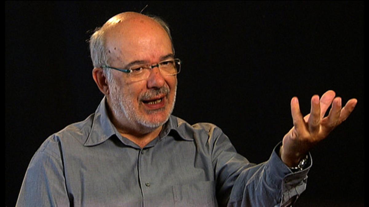 Una imagen de Josep Maria Terricabras en febrero del 2010