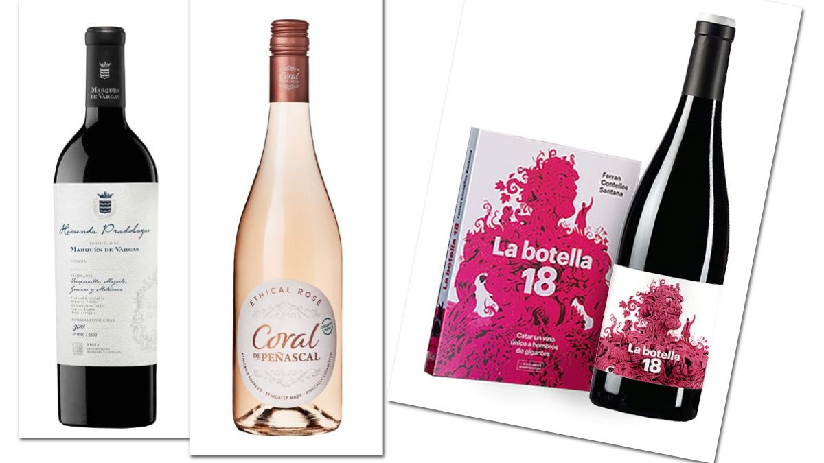 3 vinos poco comunes con los que sorprender y sorprenderte
