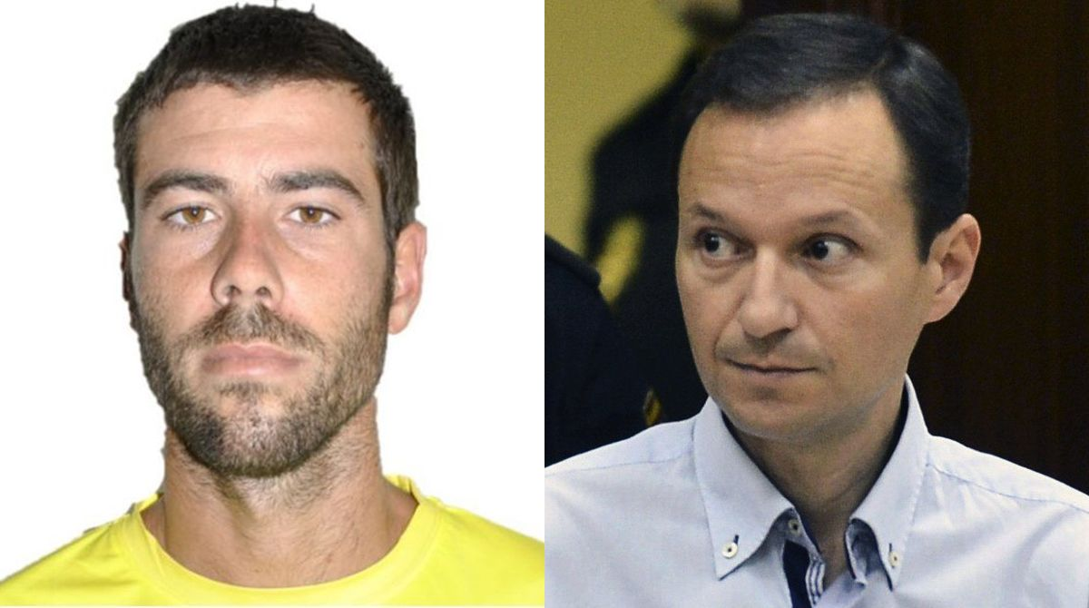 Tomás Gimeno, el padre de las niñas desaparecidas en Tenerife, y José Bretón.