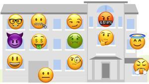 Los emoticonos se han convertido en un importante elemento de comuniciación.
