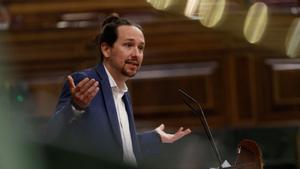 Iglesias avisa el PSOE: «Guanyarem el debat dels lloguers»