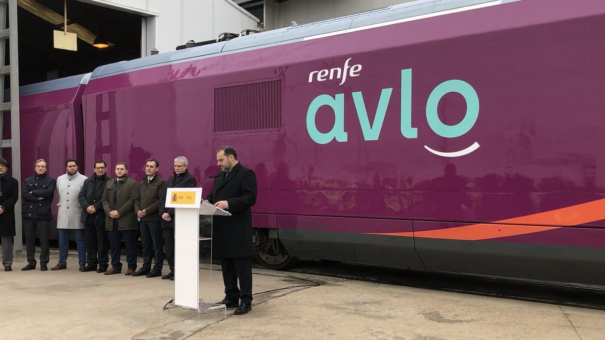 El AVLO de Renfe llegará a Sevilla en 2022