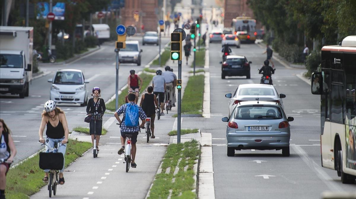 10 reptes de mobilitat per al pròxim alcalde de Barcelona