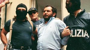 Mafia mobster Brusca released from prison after completing sentence