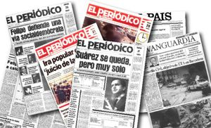 Así contó la prensa las mociones de censura a Adolfo Suárez y Felipe González