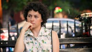 Alia Shawkat: la amiga 'arty' de Brad Pitt