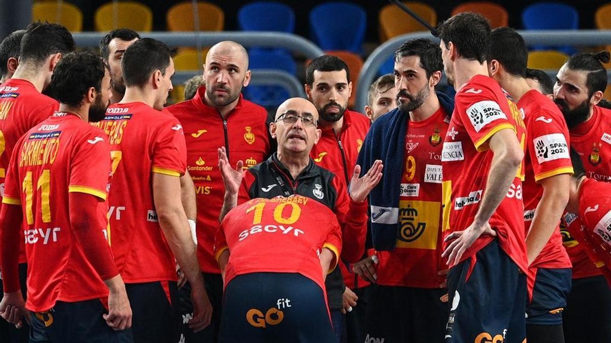 Los Hispanos, a por el bronce en el Mundial de balonmano ante una Francia con bajas