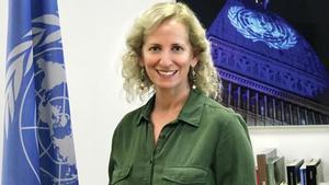 Antonia Marie De Meo, directora del UNICRI.