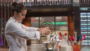Las redes critican a Samantha al hablar de obsesidad en 'Masterchef' tras ser imagen de un restaurante de comida rapida'