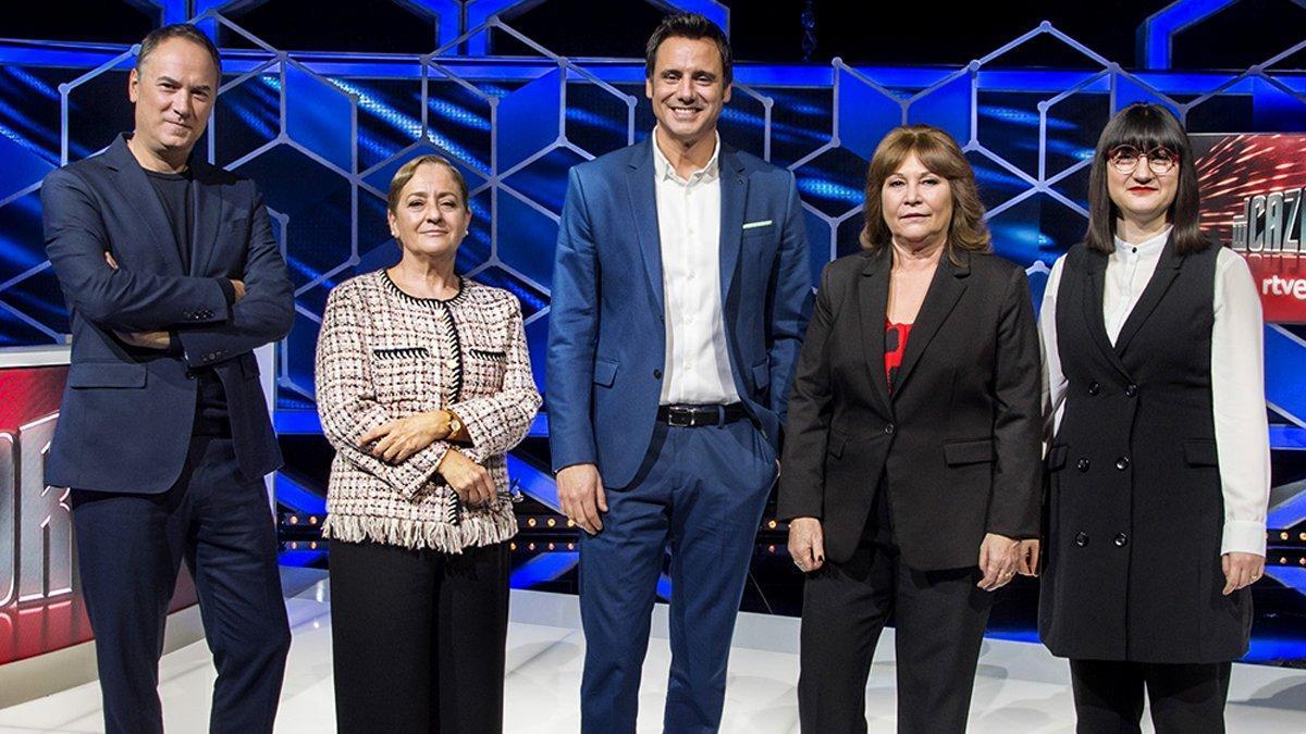 TVE renueva 'El cazador' con Ion Aramendi por una cuarta temporada