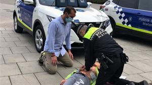 L'Ajuntament de Mataró instal·la tres desfibril·ladors en vehicles de la Policia Local