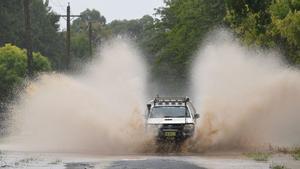 Inundaciones en Australia.