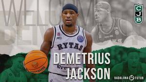 Demetrius Jackson.