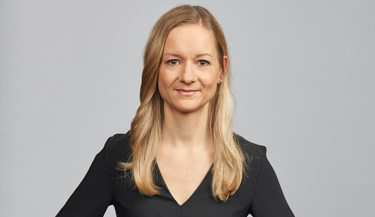 Birgit Haderer, directora financiera de Personio.