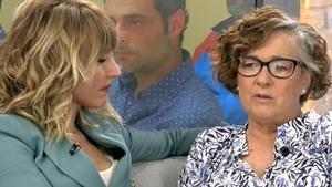 Emma García y Reme, la abuela de Julen, en 'Viva la vida'.