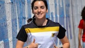 Mor l'atleta Claudia Hernández Rey, de 19 anys, en un accident de trànsit