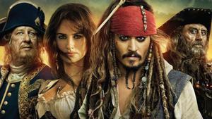 Imagen promocional de 'Piratas del Caribe: En mareas misteriosas'.