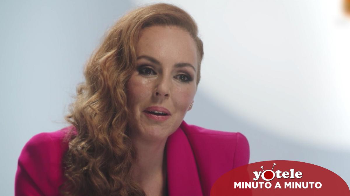 Rocío Carrasco en el episodio 8 de 'Rocío. Contar la verdad para seguir viva'