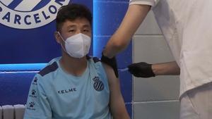 L'Espanyol es vacuna amb Janssen