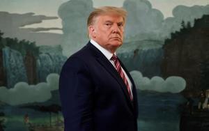 Donald Trump, presidente de los EEUU.