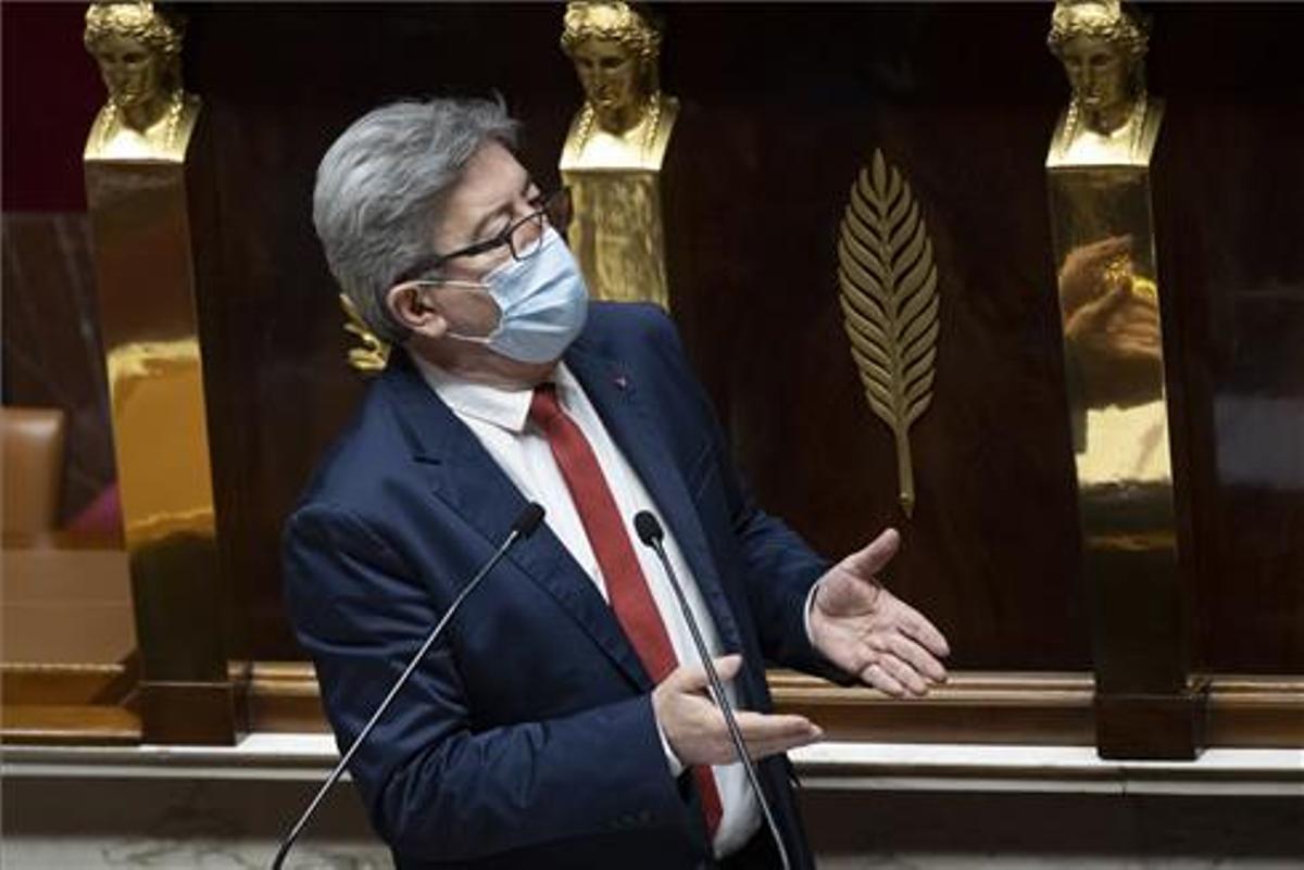 L'oposició francesa «boicoteja» el vot sobre el tercer confinament