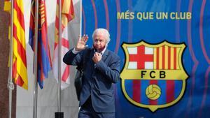 Tusquets «Al Barça dius una cosa i s'interpreta de 10 maneres diferents»