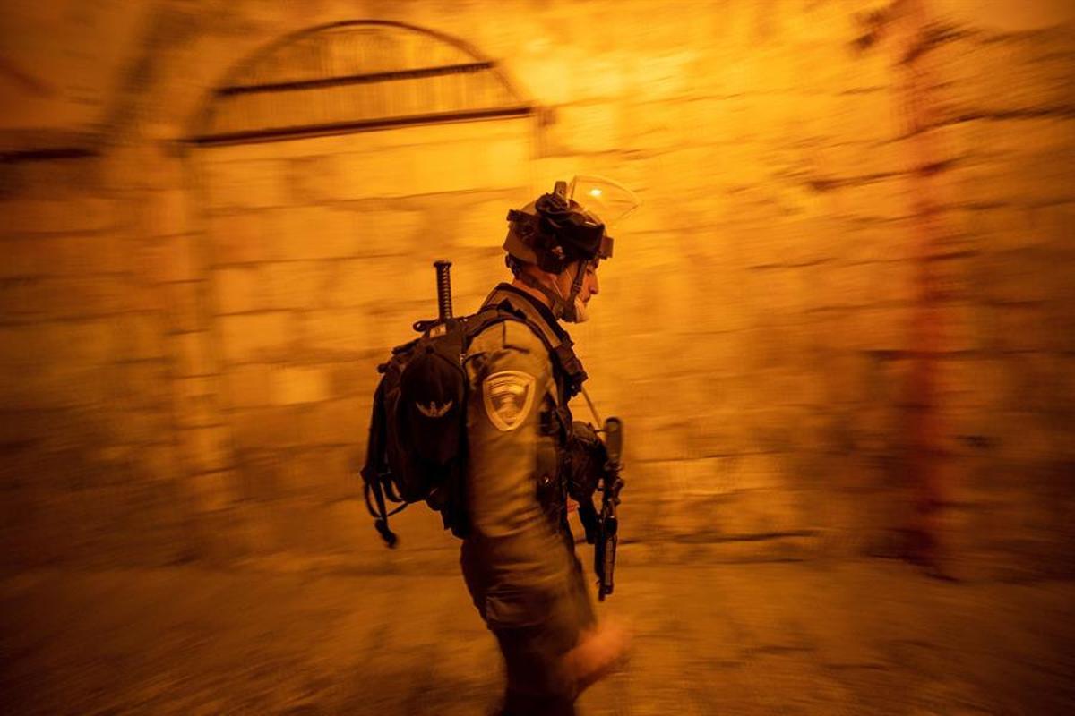 Israel bombardeja posicions de Hamàs a Gaza