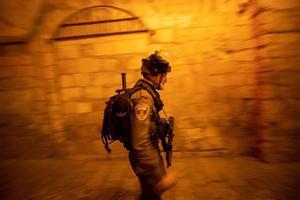 Un soldado israelí, en una imagen de archivo.