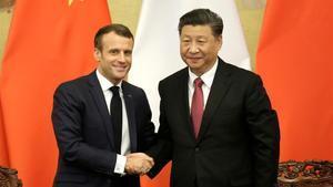 França i la Xina reafirmen el seu compromís contra la crisi climàtica