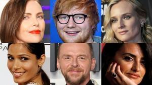 Las estrellas se unen en la lucha contra el SIDA, la tuberculosis y la malaria.