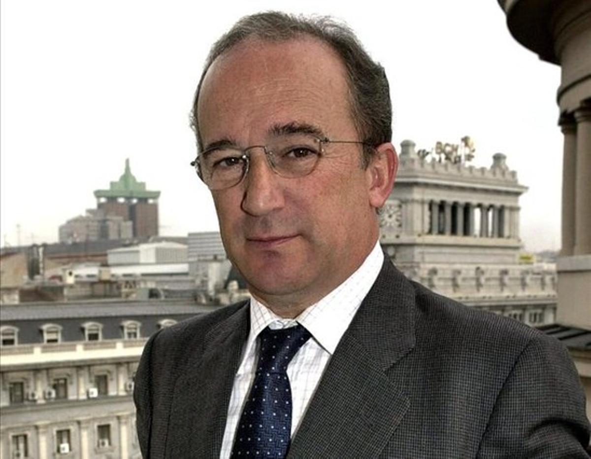 El escritor y jurista Santiago Muñoz Machado, en una imagen de archivo.