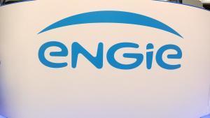 Logo de la multinacional de origen francés Engi.