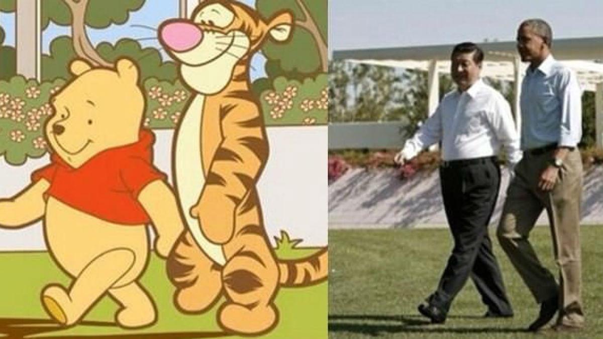 Uno de los memes sobre el presidente chino que más han circulado por las redes.