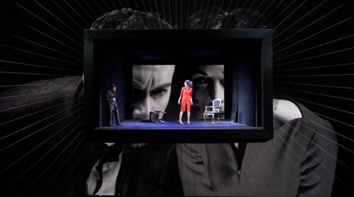 'Quartett', de Luca Francesconi, con dirección escénica de Àlex Ollé.