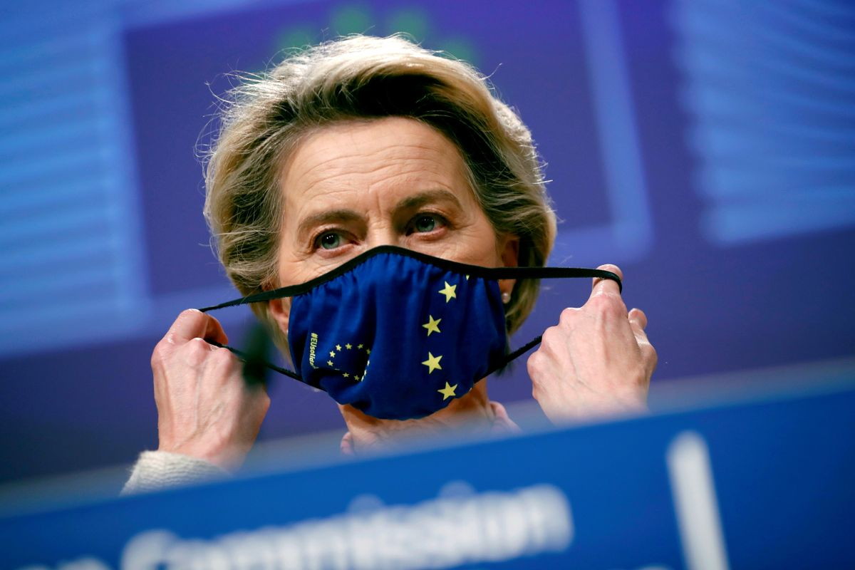 Europa s'irrita com ningú