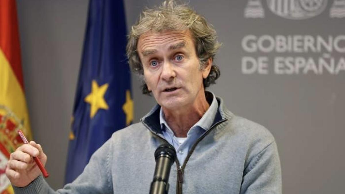 'Lo de Évole' en laSexta: Fernando Simón hablará con Jordi Évole sobre la pandemia en el aniversario del estado de alarma