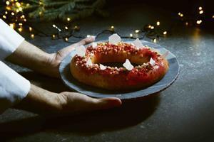 ¿Cómo hacer un roscón de Reyes? Receta fácil y rápida