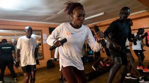 La quarantena dels maratonians