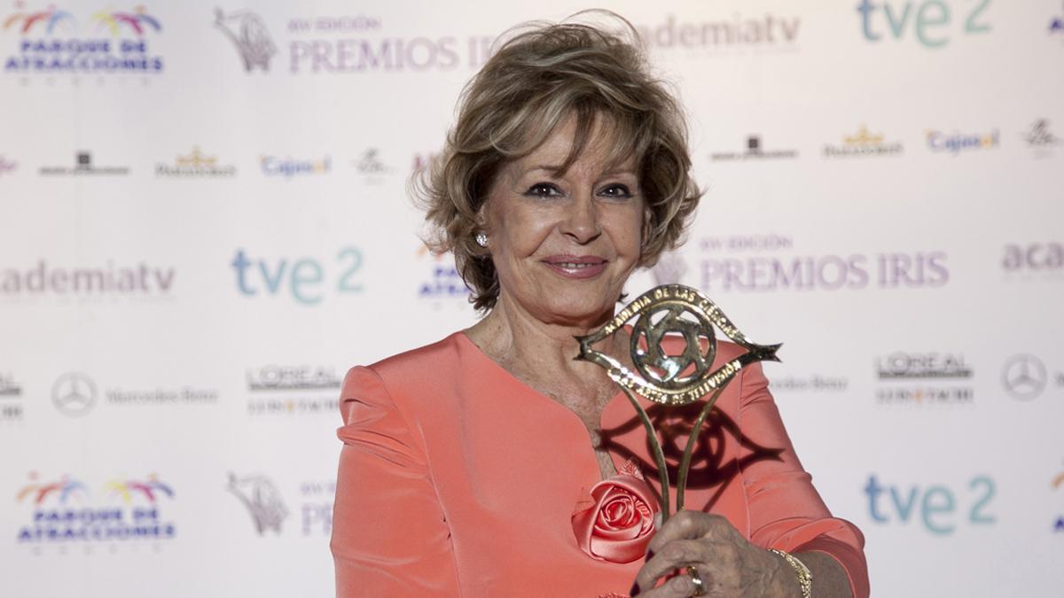 Laura Valenzuela celebra en familia sus 90 años