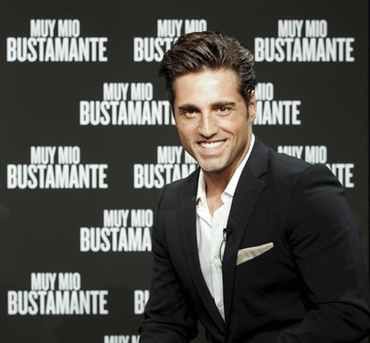 David Bustamante, en una imagen promocional.