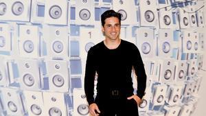 David Bustamente, en una imagen promocional de 'El número 1'.
