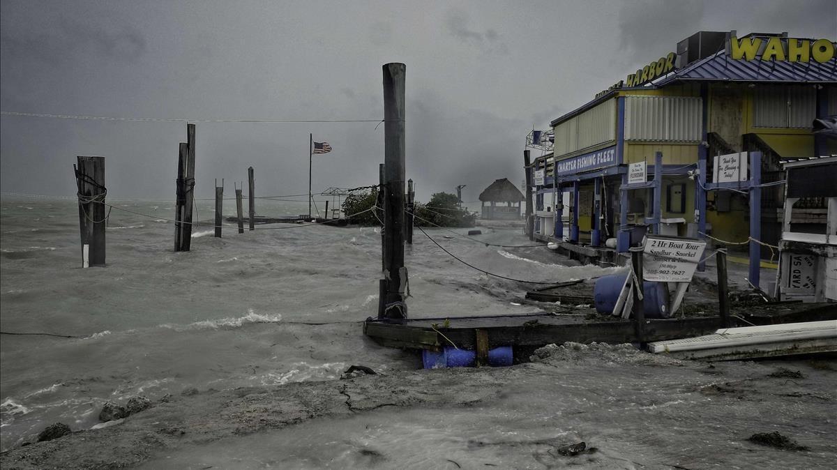 Els efectes de l'huracà 'Irma' a Florida