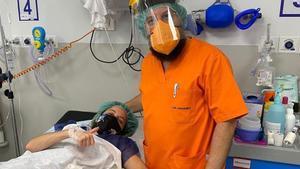 Andrea Levy comparteix una foto ingressada per conscienciar sobre la fibromiàlgia